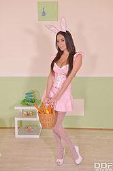 Sexy Tasty Easter Bunny: A Horny Milf